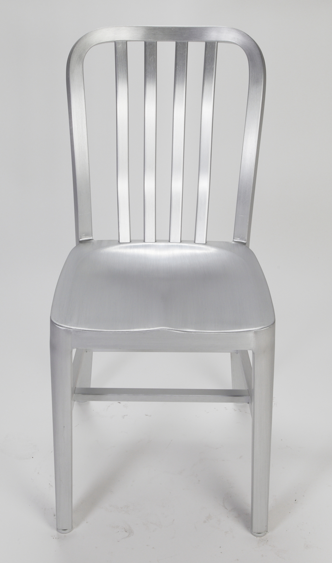 Brushed Aluminum Dining Chair Seating Depot